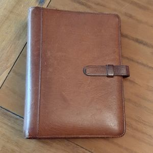 Vtg Coach Daily Planner